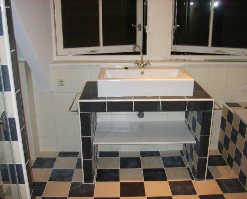 Badkamer Renovatie Glazenwand