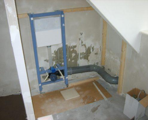 Badkamer Renovatie Klusbedrijf Roelof