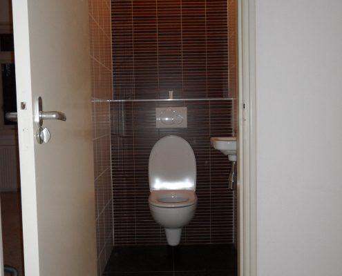 Toilet Renovatie luxe afwerking